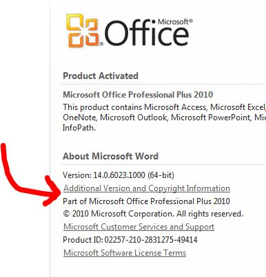 How To Find Which Service Packs SP Are Installed In Your Microsoft